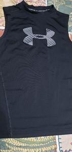 Youth XS Under Armour sleeveless shirt